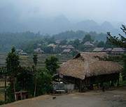 Full -day to Hoa Binh Minority village